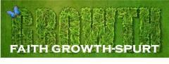 Faith Growth Spurt