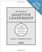 Adaptive Leadership tools